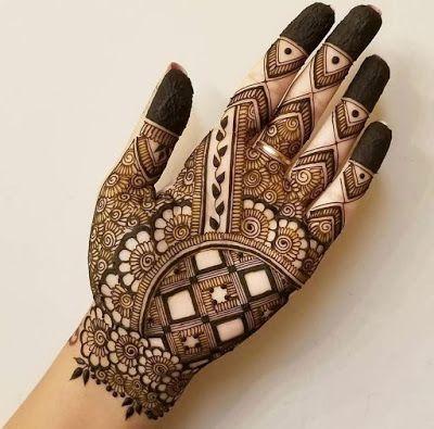 african mehndi design pattern mehndi by blingsparkle