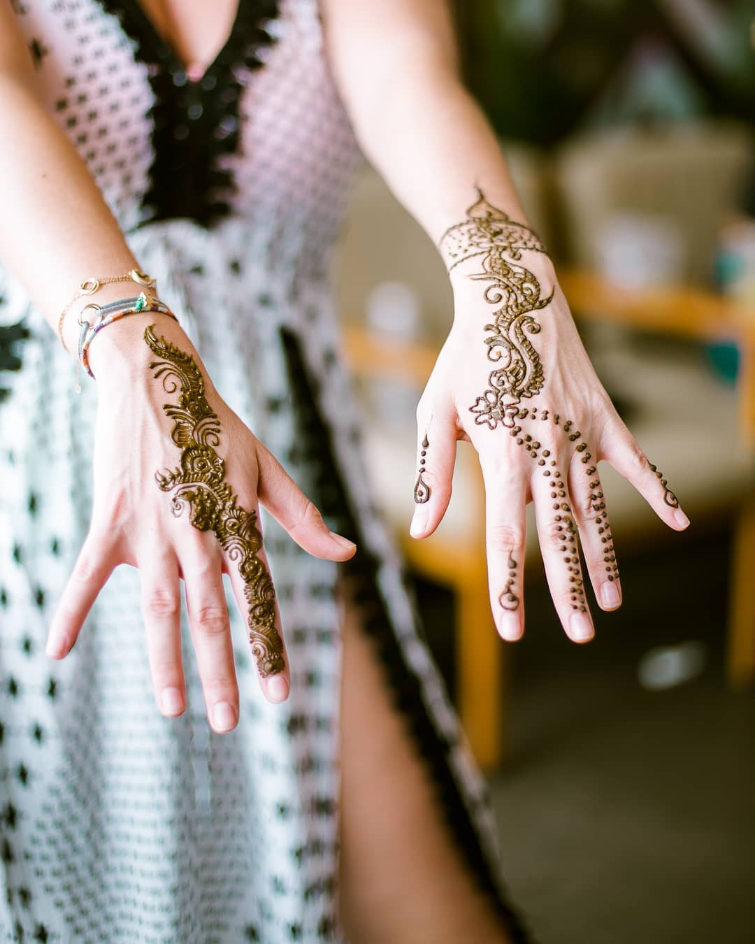 25 simple and classy arabic mehndi designs for hands