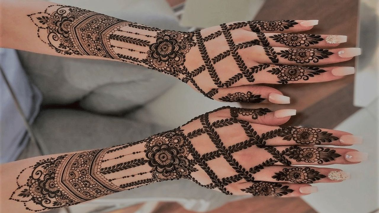 pakistani mehndi designs for full front hands