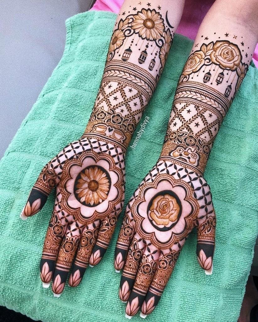 pakistani mehndi designs henna by divya