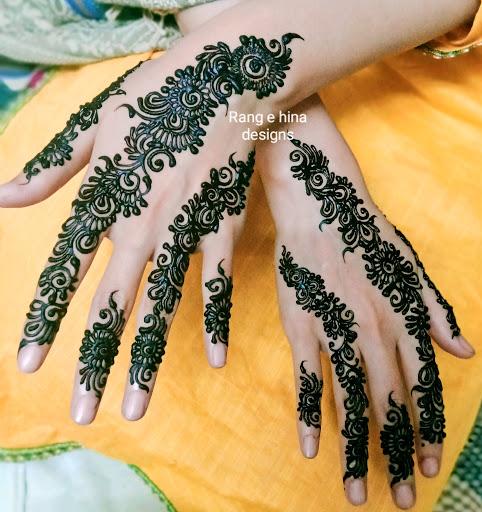 13 pakistani mehndi designs