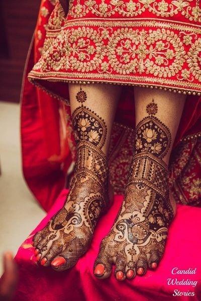 14 indian mehndi design bridal